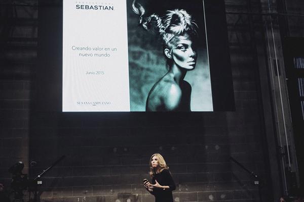 conferencias formativas sector lujo Sebastian Wella