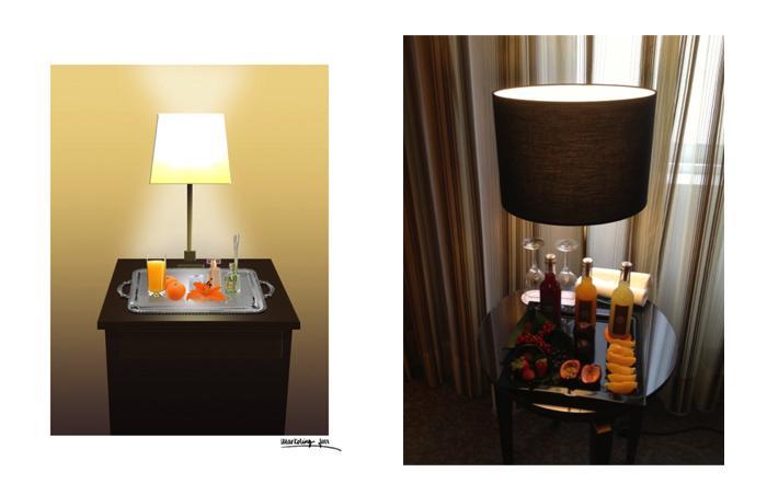 Consultoria estrategia marketing de lujo. Asesoria servicios hoteleros premium. Hotel Hesperia Madrid formación