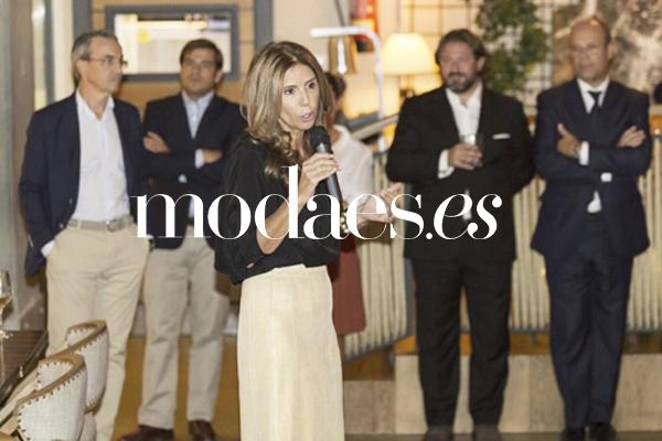 ciclos formativos los jueves de negocios de moda con Susana Campuzano como conferenciante