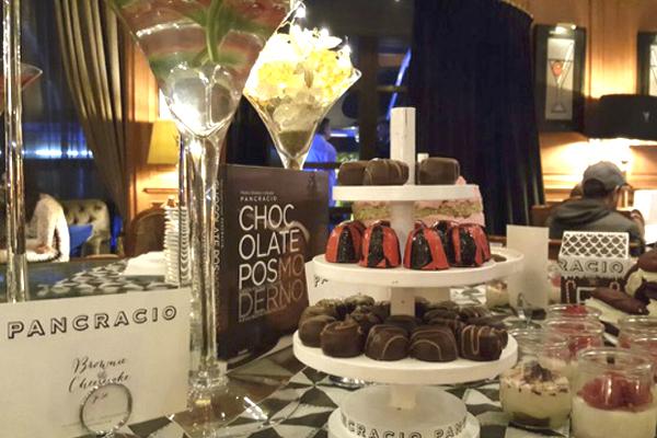 Chocolate Posmoderno presentación del nuevo libro de Pancracio y Penguin Random House una oda al cacao