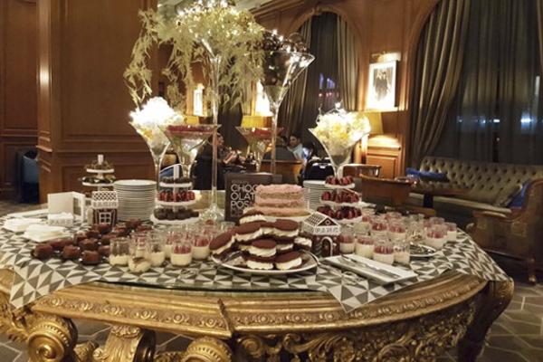 Chocolate Posmoderno el nuevo libro de recetas de Pancracio que es un autentico placer para los sentidos