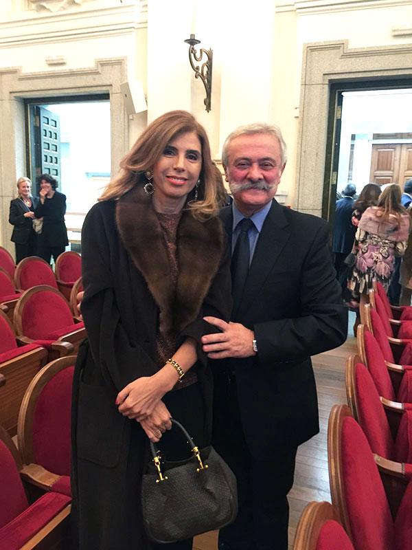 Academia del Perfume Pedro Mansilla y Susana Campuzano