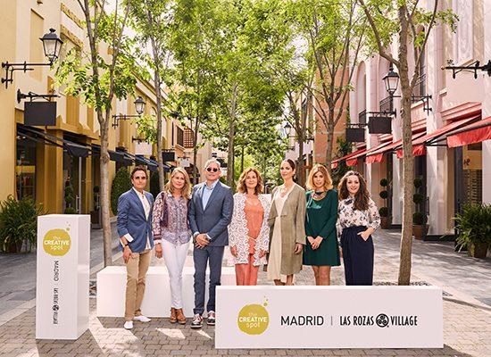 The Creative Spot Madrid Las Rozas Village_Comité de Expertos y Elena Foguet_2017