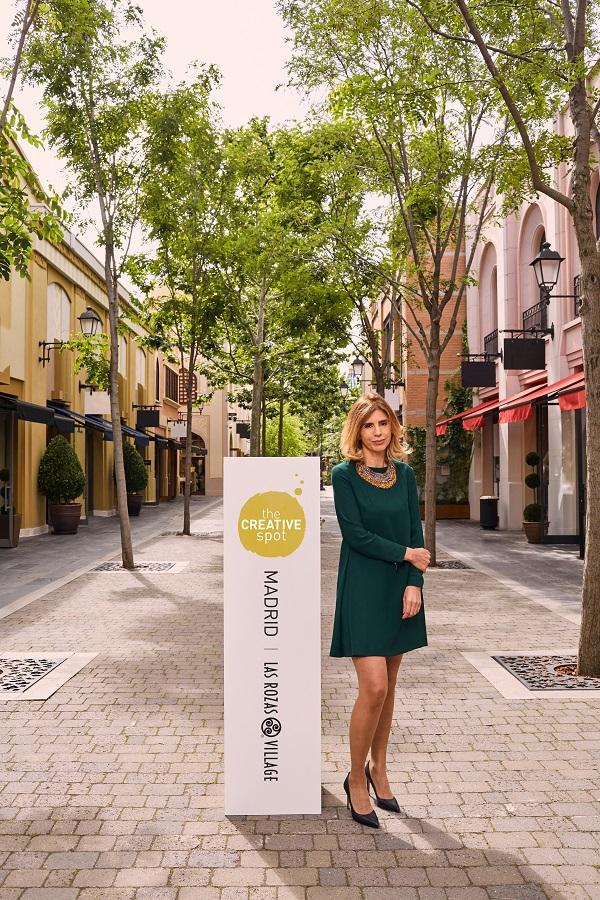 The Creative Spot Madrid Las Rozas Village_Susana Campuzano, Comité de Expertos_2017