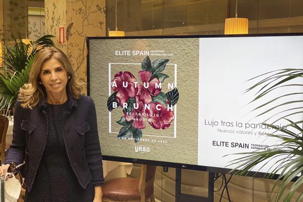 Conferencia formativa para los miembros de la Federacion Española del Lujo Elite Spain