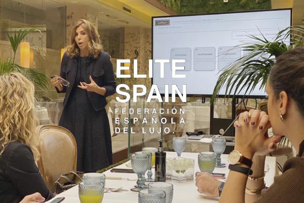 Conferencia Federacion Española del lujo Elite Spain