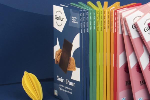 Estudio de mercado y estrategia para marca chocolate Galler