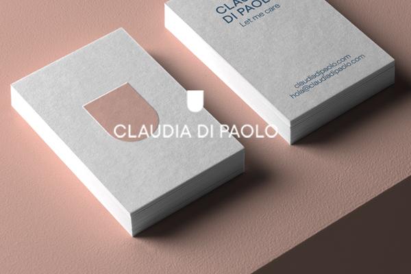 e-branding marca cosmetica claudia di paolo
